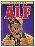 Alf: Season Four [DVD] [1987] [Region 1] [US Import] [NTSC]