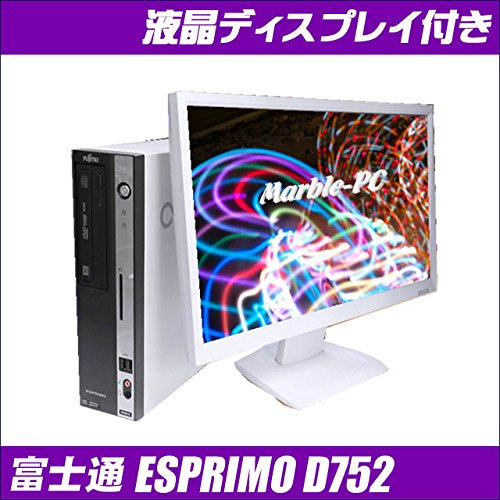 人気定番の 富士通 ESPRIMO D752/F 23インチ液晶モニター付き Core 富士通 ESPRIMO i5:3.20GHz i5:3.20GHz メモリ8GB HDD500GB B071RTDH3N, 湖陵町:8a94dd0e --- arbimovel.dominiotemporario.com