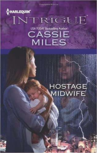 Book Hostage Midwife (Harlequin Intrigue)