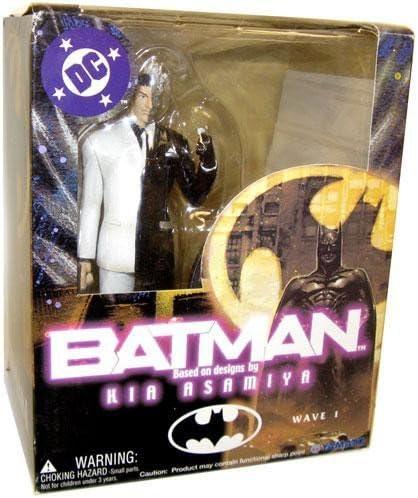 DC Direct Batman Kia Asamiya Series 1 Action Figure Two Face
