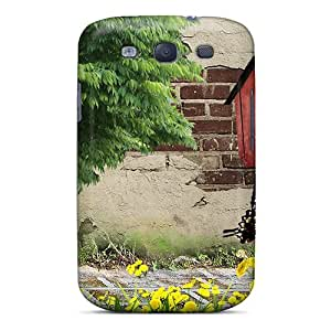 ShaCke Premium Protective Hard Case For Galaxy S3- Nice Design - Mail Call