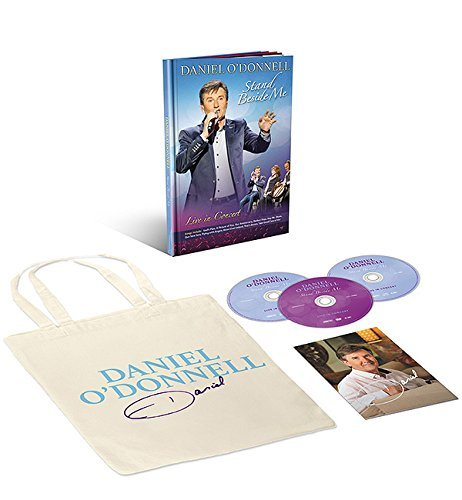 Daniel O'Donnell - Stand Beside Me LTD ED [of 1000] 2xCD+DVD+Book+Autographed Photo+Shopping ()