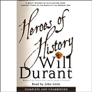 Heroes of History Audiobook
