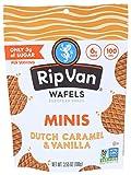 Rip Van Wafels, Cookies Mini Dutch Caramel and
