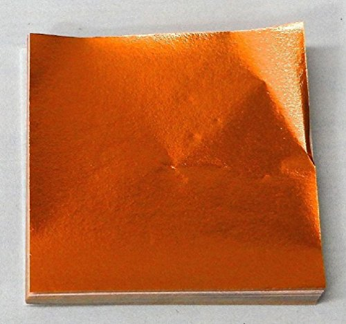 Orange Candy Foil Wrappers Confectionery Foil 125 count