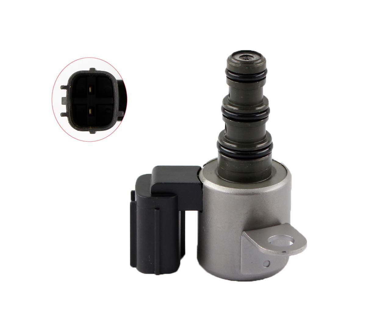 New by XtremeAmazing 2 Pcs Transmission Shift Solenoid B C Brown Black Kit For Honda Acura Prelude