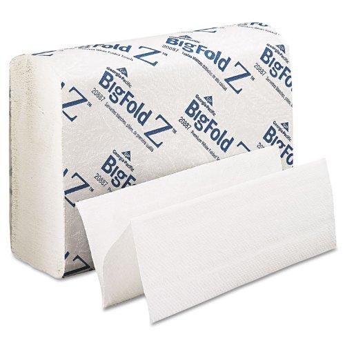 Towel Z-fold Bigfold (BigFold Z 20887 Paper Towels, 10-2/5