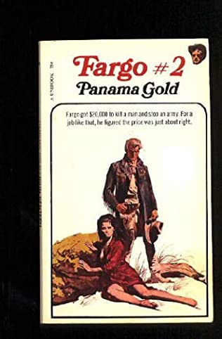 book cover of Panama Gold