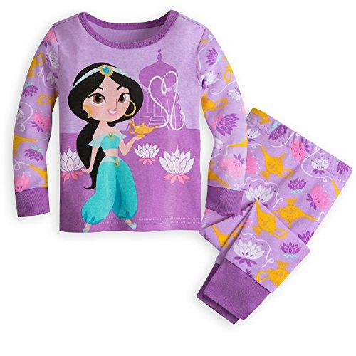 Cuff Jasmine (Disney Store Jasmine PJ Pals for Baby (9-12))