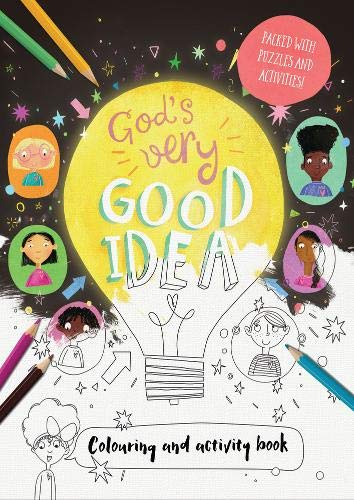 God's Very Good Idea - Colouring and Activity Book (Tales That Tell the Truth)