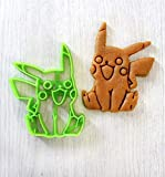 Cookies Cutter Cute Pikachu