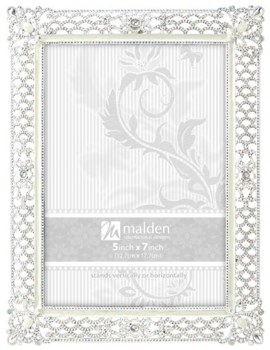 Malden International Designs Silver Picture product image