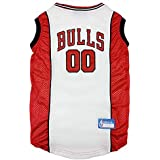 CHICAGO BULLS Dog Jersey ☆ ALL SIZES ☆ Licensed NBA