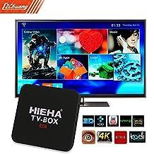 Best 4K Android 5.1 Smart TV Box Rockchip 3229 1G/8G WiFi Full Loaded Kodi 16.1 TV Box