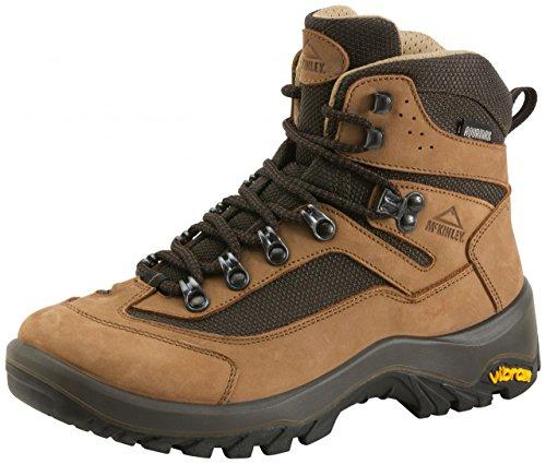 McKinley II AQX W Botas de trekking, diseño clásico, Mujer, Classic II AQX, marrón marrón