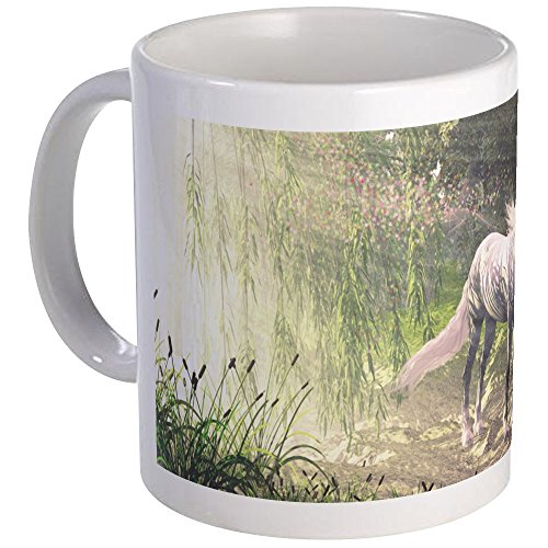 CafePress - The Last Unicorn - Unique Coffee Mug, Coffee Cup
