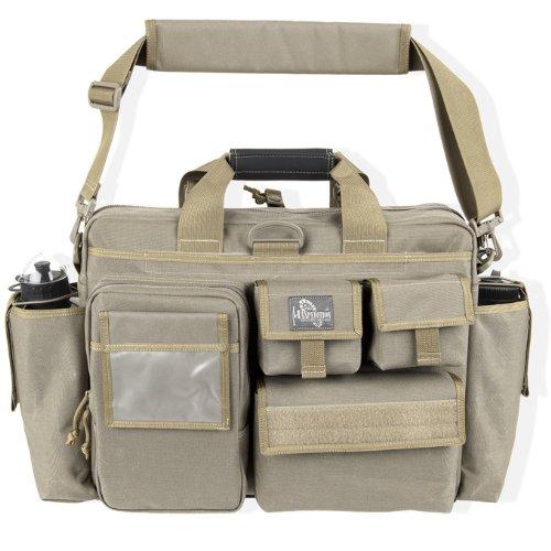 Maxpedition Aggressor Tactical Attache - khaki