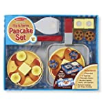 Melissa & Doug Wooden Flip and Serve...