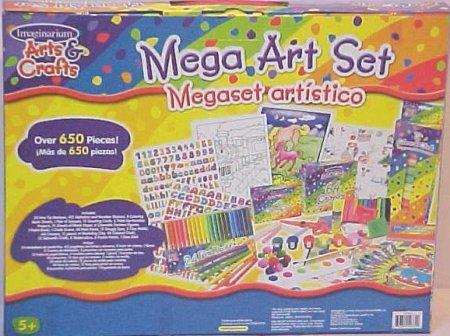 Imaginarium Arts crafts Mega Pieces product image