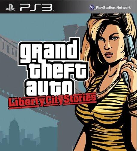 Grand theft auto liberty city stories ps4