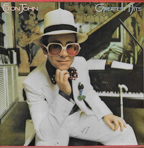 Elton John: Greatest Hits (Elton John Yellow Brick Road Yellow Vinyl)