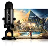 Blue Blackout Yeti + Assassin's Creed Origins Streamer Bundle
