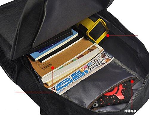 YOYOSHome Anime Axis Powers Hetalia Cosplay Daypack Shoulder Bag Backpack School Bag by YOYOSHome (Image #3)
