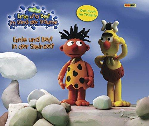 Sesamstraße Geschichtenbuch, Ernie und Bert im Land der Träume, Bd. 2: Ernie und Bert in der Steinzeit