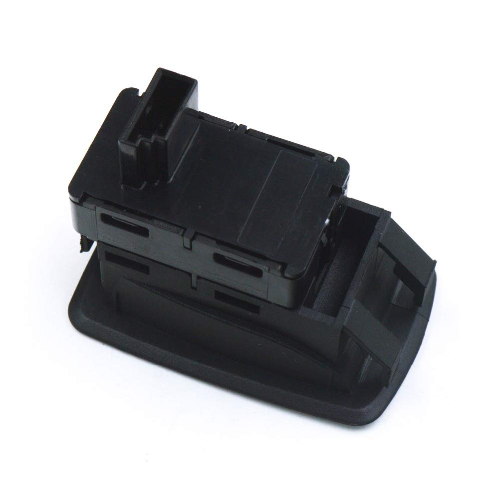 Piaobaige Black Window Lifter Switch Front left or right,For BMW E53 E71 E72 E83 E90 E91 316i 318i 320i K.M