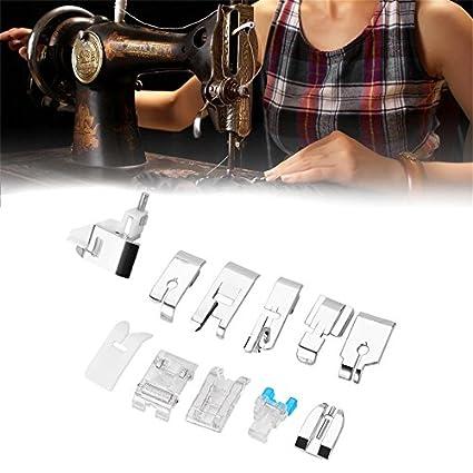Apellin - Juego de 11 Piezas para máquina de Coser eléctrica Profesional