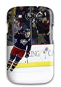 Hot Fashion NiFUNnq7843sZtLE Design Case Cover For Galaxy S3 Protective Case (columbus Blue Jackets Hockey Nhl (12) )