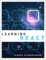 Learning React Front Cover