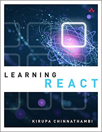 Learning React 1st Edition