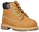 Timberland Toddler 6-Inch Premium Waterproof Boots Wheat Nubuck 11.5 M