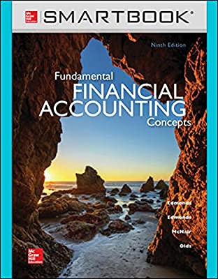 SmartBook for Fundamental Financial Accounting Concepts