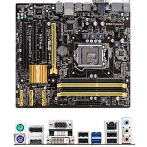 ASUS HASWELL Q87 LGA1150 4XDIMM DDR3 FAN XPERT2 DIGI+VRM / Q87M-E CSM / by Asus