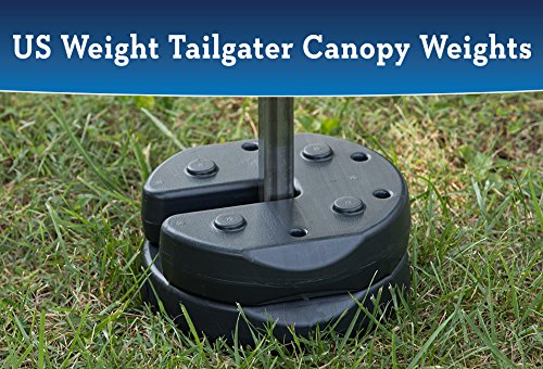 Amazon.com  US Weight Tailgater Canopy Weights - 20 lb  Sports u0026 Outdoors & Amazon.com : US Weight Tailgater Canopy Weights - 20 lb : Sports ...