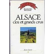 Alsace, clos et grands crus