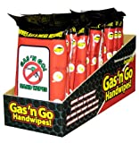 Braid Products 28012 Gas'n Go Wipes - Pack of 12