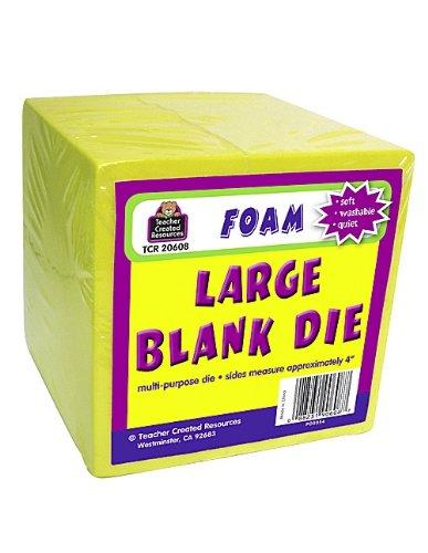 Foam Blank Dice - 2