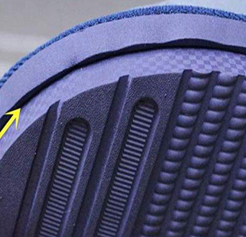 algodón W Zapatillas espesamiento antideslizante Algodón Zapatos XL Caliente invierno amp;XY 43 hombres FqwC6q
