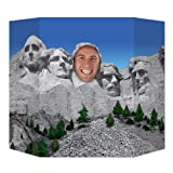 Presidential Mountain Photo Prop Party Accessory (1 count) (1/Pkg)