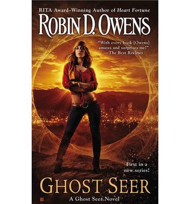 Ghost Seer (The Ghost Seer Series) (Paperback) - Common (Robin D Owens Ghost Seer compare prices)