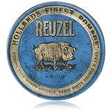 REUZEL Strong Hold Pomade, Blue, 4 oz