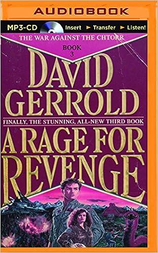 A Rage for Revenge (War Against the Chtorr, Book 3)
