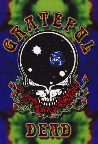 Grateful Dead Dancing Bears Poster Rare hippie New Pot