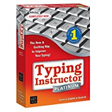 INDIVIDUAL SOFTWARE Typing Instructor Platinum