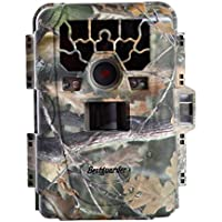 Trail Camera, Bestguarder Game Life Sercurty Wildlife Digital Camera with HD 12 MP 1080P 36PCS IR LEDs Waterproof IP66 detection Range 75ft 2.0 LCD Screen
