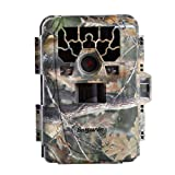Trail Camera, Bestguarder Waterproof IP66 Game Camera Life Sercurty Wildlife Digital Camera With 12 MP 1080P HD Time Lapse 65ft 60° Wide Angle Infrared Night Vision 36pcs IR LEDs 2.0'' LCD Screen