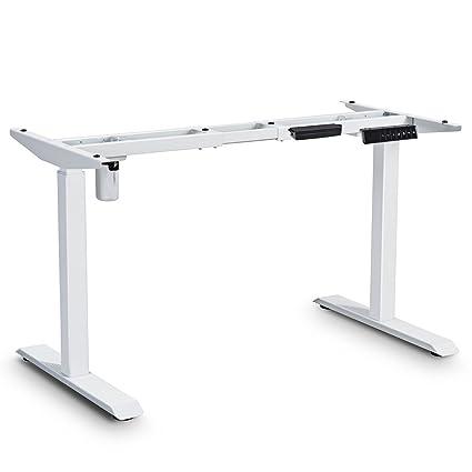 Amazon.com: Tangkula Electric Standing Desk Single Motor Home Office ...